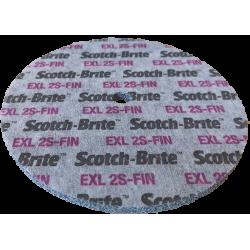 3M™ Scotch-Brite™  unitized wheel EXL 2S-FIN