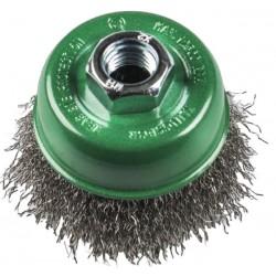Cup brush INOX BT600W/S/65/M14/INOX/0.3