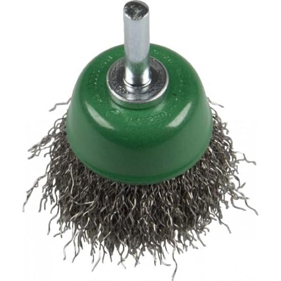Cup brush INOX , BR/BTS600W/S/50X6/STA/0.3
