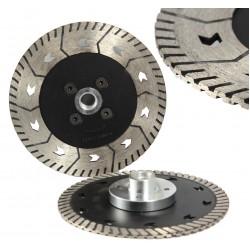 Dimanta slīpdisks - griezējdisks KRZ125V, 125mm x 22.23mm
