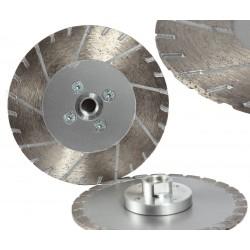 Dimanta slīpdisks - griezējdisks KRZ125, 125mm x 22.23mm