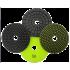 Pašlīmējošais dimanta pulēšanas disks DIA-HN - S, 125mm, P400, SLAPJAI pulēšanai