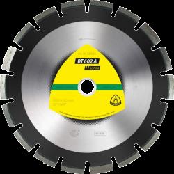 Dimanta disks asfaltam Klingspor DT602A Supra, 300mm x 20mm x 2.8mm