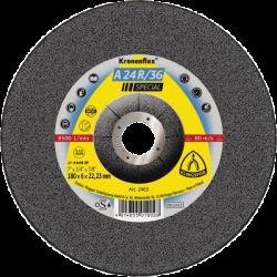 Slīpdisks metālam Klingspor A24R/36 Special 125x6.0x25 mm