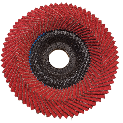 VSM cup flap disc  L115, 115mm, AlZir, P40