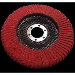 VSM corner flap disc  DL125, 125mm,Ceramic, P40