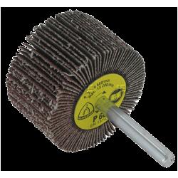 Abrasive mop Klingspor KM 613, Ø20x10x6mm, P120