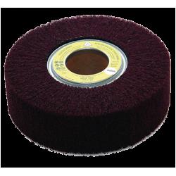 Abrasive mop Klingspor NCW 600, 165  x 50mm, P80