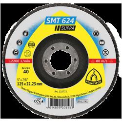 Klingspor lapiņdisks SMT624  Special, 125mm, P40