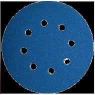 Klingspor cirkonija disks, PS21FK, 125mm, P120, GLS5