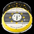 Piederumi ekscentra slīpmašīnai ( Velcro, pašlīmējošie diski)