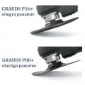 Piederumi leņķa slīpmašīnai ( Fibro disku pamatnes)