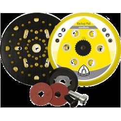 Pamatne pašlīmējošiem diskiem,Klingspor HST555 MEDIUM, 150mm, M8
