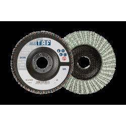TAF lapiņdisks lumīnija apstrādei ALU104I , 125mm, P40