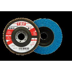 TAF flap lapiņdisks LPT8I, 125mm, Zircon/Ceramic P40