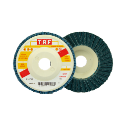 TAF lapiņdisks PIC81Z , 125mm, P40